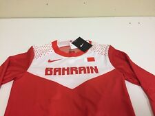Nike Women's Bahrain 2012 Olympic Turbospeed Team Top Sz.S NEW Ruqaya Al Ghasara