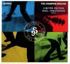 "RUNRIG ""THE STAMPING GROUND"" CD NEW+"