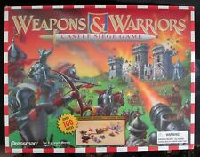 Weapons and Warriors  Castle Siege  Board Game by Pressman