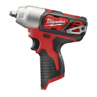 Milwaukee 2463-20 M12 Li-Ion 3/8 in. Impact Wrench (BT) New