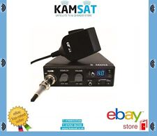 Mobile RADIO CB MULTI STANDARD CRT S-Mini AM FM UK 40 canali 4PIN 27 MHz