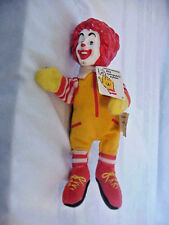2002  6 INCH RONALOD MCDONALD DOLL  WORLD CHILDREN'S DAY   WITH TAGS