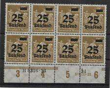 Deutsches Reich 283  HAN 5316.23 / HAN 8520.22
