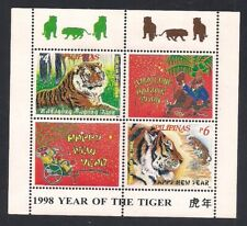 Philippines  1998  Sc # 2505a   New Year  s/s   MNH  OG   (40480)