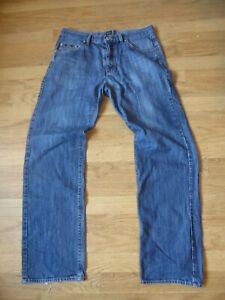 mens HUGO BOSS jeans - size 34/32 good condition