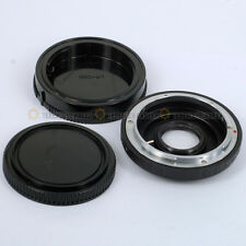INFINITY FOCUS Adapter Ring w/Glass For CANON FD Lens to SONY MA Minolta AF Body