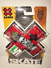 X Games Fingerboard-Skate-P3842-New-Free Shipping