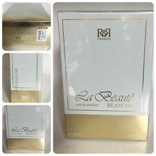 """R&R France La Beaute Blanche 3.3/3.4 oz/ 100ml Eau de Parfum Spray ,"""" Rare"""""""