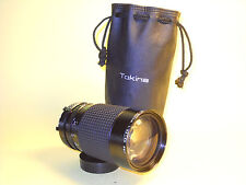 Tokina AT-X 35-200mm 1:3,5-4,5 for Minolta M - MINT!