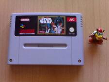 ► SUPER STAR WARS Super Nintendo Snes PAL ★★★★★★★★★★★★★★★★★★★★ MUY RARO