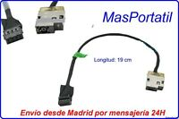 CONECTOR ALIMENTACION+CABLE/DC-IN JACK HP PAVILION 15-R SERIES 717371-TD6 PJ241