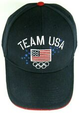 Team USA 2014 Olympics Sochi Men's Women's Cap Hat Navy Blue NEW