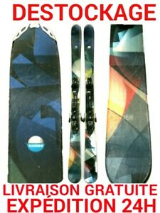 "ski occasion adulte SCOTT ""MISSION"" taille:168cm+ fixations"