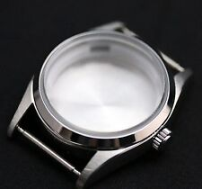 Explorer style watch case for ETA 2824 ETA 2836 Seagull ST2130