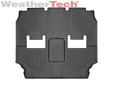 WeatherTech Car Floor Mat FloorLiner for Chrysler Pacifica - 2nd/3rd Row - Black