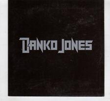 (HT128) Danko Jones, Code Of The Road - 2008 DJ CD