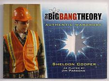 Big Bang Theory Season 5 Costume Card M21 V2 Sheldon Cooper