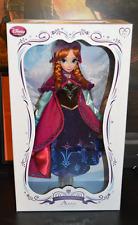 "Anna Limited Edition Doll LE 17"" Snow Gear Nordic Disney Frozen"