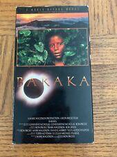Baraka VHS