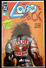 LOBO's Back #1 (1992 DC Comics) ~ VF/NM Comic Book