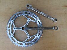 STRONGLIGHT STANDARD SIMPLEX ANCIEN PEDALIER VELO BICYCLE CRANKSET 170 45 52