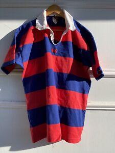 Canterbury Rugby Australia Vintage Jersey Men's Jumper Blue Red 80s