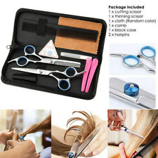 Set Salon Professional Barber Hair Cutting Thinning Scissors Shears -