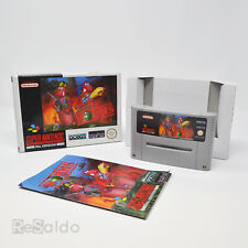 Worms CIB [SEHR GUT] f Super Nintendo SNES