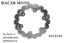 6212343 DISCO FRENO ANTERIORE MALOSSI HONDA SILVER WING 400 4T LC