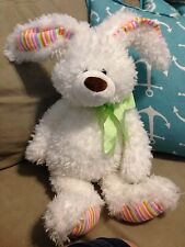 "Large Fluffly 19-24"" Easter Bunny Rabbit Plush Stuffed Animal"