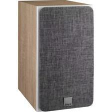 DALI Oberon 3 2-Wege Heimkino Kompakt Regal Lautsprecher Hi-Fi Eiche hell 1 Paar