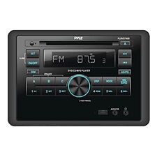 RV Wall Mount AV Stereo Bluetooth , CD/DVD Player, AUX/MP3/USB (PLRVST400)