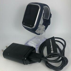 LG Verizon Kids LG-VC200 Gizmo Gadget Black Smart Watch