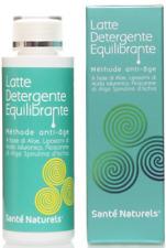 Latte Detergente Naturale Spirulina - Idrata, Lenisce, deterge - Santè Naturels