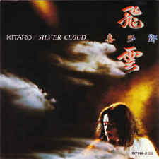 KITARO-SILVER CLOUD-8 TRACK CD-WEST GERMAN PRESSING-1984 VGC