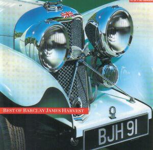 CD-Barclay James Harvest/ BJH Best of/ /15 Songs/1991
