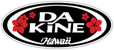 "Dakine Hawaii Windsurfing Kiteboarding Car Bumper Window Sticker Decal 7""X3.1"""