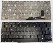 "New Apple Macbook 15"" Pro Retina  A1398 UK Laptop Black Keyboard 2012-2015"