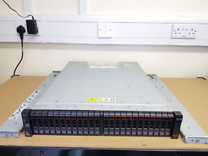 IBM STORWIZE 14.4TB V7000 2U 8Gbps Fibre Channel 1Gbps Gigabit iSCSI SAN Array