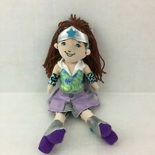 """Groovy Girl Plush Doll Galexia Super Hero 14"""" Collectible"""