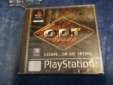 Videogame O.D.T (Or Die Trying) Playstation 1 PS1 PSX PSONE NUOVO NEW & SEALED