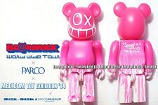 RaRe~ Japan Medicom BWWT 1 ANDRE - 100% Be@rbrick Bearbrick kubrick figure
