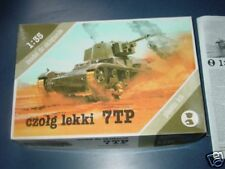 Spojnia 1/35 Czolg Lekki 7TP Polish WW2 Tank Model Kit