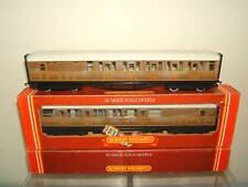 HORNBY RAILWAYS  MODEL'S No,s R477 / R478   LNER *TEAK * COACHES   VN MIB