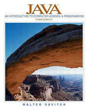 Java: An Introduction to Computer Science and Programming (International Editio