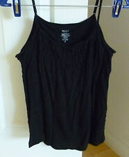 Women's Lot of two top tank, black, Gap  and Masimo