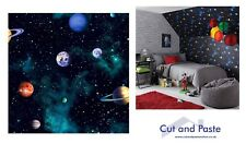 Arthouse Cosmo Space Planets Stars Galaxy Wallpaper 668100