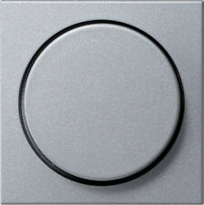 GIRA 065026 Abdeckung Drehdimmer System 55 Farbe alu