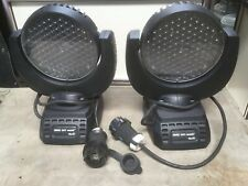 Lot of 2 Working Martin MAC 301 Moving Head Wash Lighting Fixtures Free Shipping