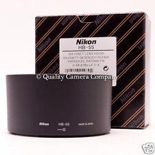 Nikon HB-58 Lens Hood - Nikon AF-S Nikkor 85mm f/1.4G - NEW IN BOX